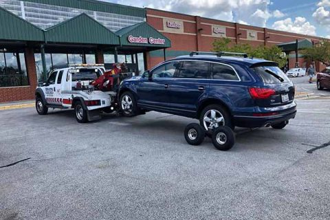 Best Towing Practices for your Emergency Needs