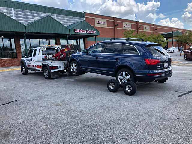 Auto Pal Vehicle Towing Car
